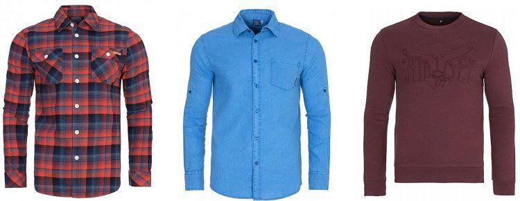 CHIEMSEE mini Sale bei outlet46   z.B. CHIEMSEE Onni Herren Sweat Shirt  für 19,99€