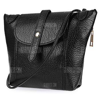 Frauenhandtasche in schwarz für 3,65€