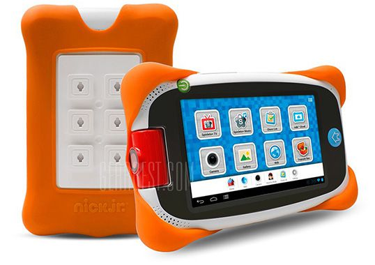 Nabi JR – NV5B Kindertablet (5 Zoll, 16GB, Android 4.1, WLAN) für 36,62€