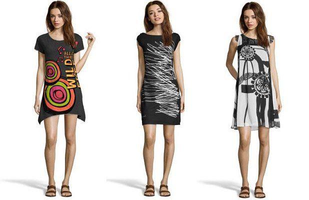 Desigual Sale mit bis zu 70% Rabatt bei vente privee   Kleider ab 25€uvm.