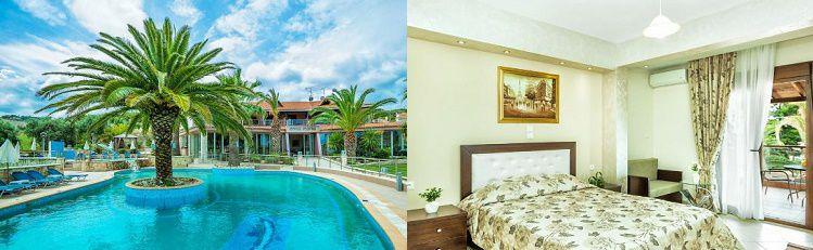 7 oder 14 Nächte im guten 3,5*S Hotel auf Chalkidiki inkl. Flüge, Mietwagen und Frühstück oder Halbpension ab 359€ p.P.