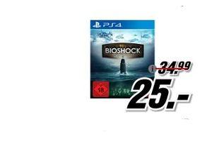 BioShock   The Collection für 25€   im Media Markt Dienstag Sale