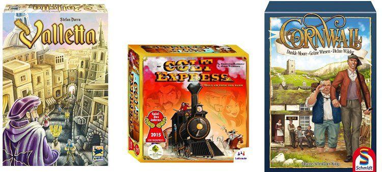 Hugendubel mit Brettspielen im Sale   z.B. Valetta für 26,49€ (statt 33€)