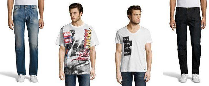 Diesel Sale bei vente privee   z.B. Diesel Herren Jeans Tepphar ab 65,90€ (statt 80€)