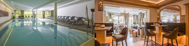 32 2 ÜN im 4* Hotel in den Kitzbühler Alpen inkl. Halbpension + Wellness ab 119€ p.P.