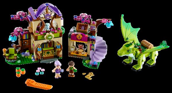 LEGO Elves 41176   Der geheime Marktplatz ab 29,99€ (statt 37€)