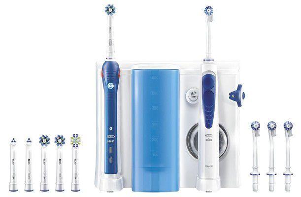 710ijFBXvfL. SL1500  e1487870001303 Oral B Smart Series OxyJet Pro 5000 für eff. 85,68€ (statt 96€)   dank Cashback