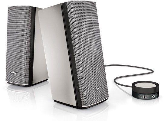 Bose Companion 20 – PC-Lautsprecher mit TrueSpace Technologie für 172,20€ (statt 222€)