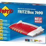 AVM FRITZ!Box 7490 WLAN AC + N ab 163,97€ (eBayPlus)