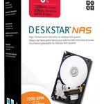 HGST 8 TB Interne HDD 24/7 NAS Festplatte ab 225,25€ (statt 305€)