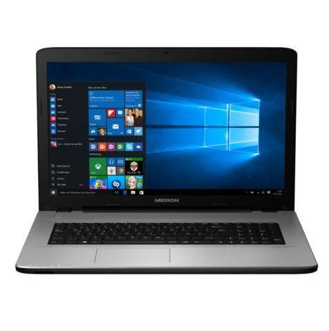 MEDION AKOYA E7422   17,3 Notebook mit i3, 128GB SSD + 1TB HDD für nur 433,33€