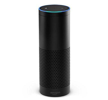 Amazon Echo Amazon Echo + 2 Audible Hörbücher + Skin für 164,99€ (statt 220€)