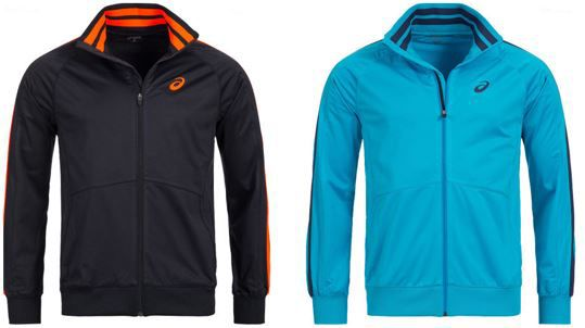 Asics Track Top 123092   Herren Trainingsjacken bis 3XL für 28,99€