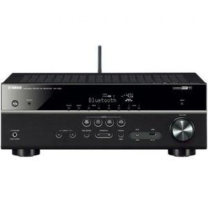 Yamaha RX V481 + Jamo S 628 HCS   5.1 AV Receiver + Heimkinosystem für 638,91€ (statt 848€)