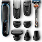 Braun MultiGrooming Kit MGK3080 – Körperhaartrimmer mit 13 Längeneinstellungen für 44,90€ (statt 56€)