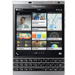 BLACKBERRY Passport Silver Edition Smartphone 32 GB + Adidas Fußball für 279€