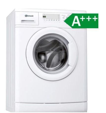 Bauknecht WAK 71   A+++ Waschmaschine mit 7kg für 235€ (statt 304€)
