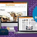 3 Monate Handelsblatt Digital für 9,99€ (statt 104€)