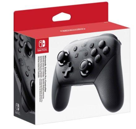 Nintendo Switch Pro Controller für 60€ (statt 70€)