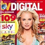 9 Ausgaben TV Digital XXL mit eff. 0,65€ Gewinn