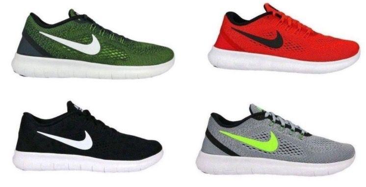 Verschiedene Nike Free RN Herren Laufschuhe für je 69,95€   z.B. graues Modell statt 88€