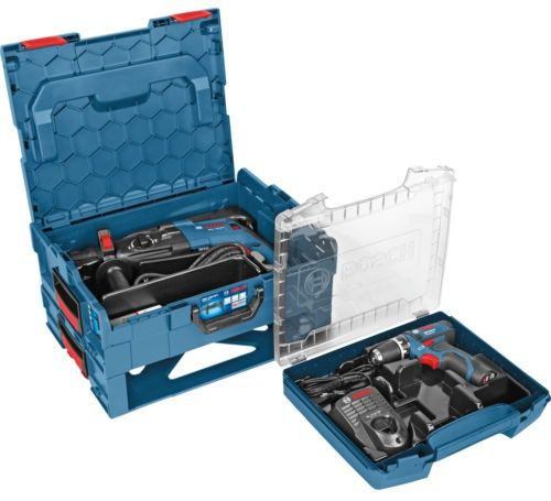 TOP! Bosch GBH 2 28F Bohrhammer + GSR 10,8 2 Akkubohrschrauber für 229,90€ (statt 290€)