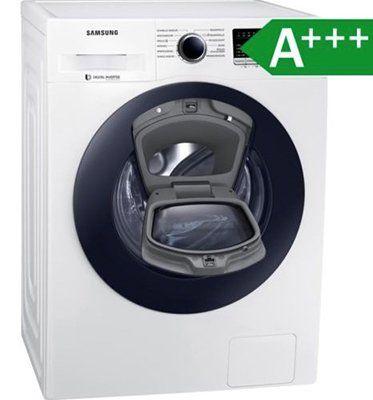 Samsung WW90K44205W Waschmaschine mit 9kg und A+++ für 449€ (statt 599€)