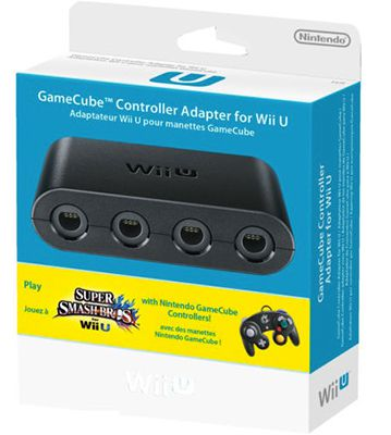 Nintendo Wii U GameCube Controller Adapter für 9,99€ (statt 17€)