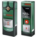 Vorbei! Bosch PLR 15 Laser-Entfernungsmesser + PMD 7 Ortungsgerät für 65,50€ (statt 74€)