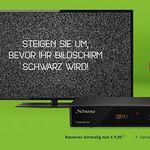 freenet TV (DVB-T2) ab 5,75€ mtl. – Kostenlos bis 30.6.2017