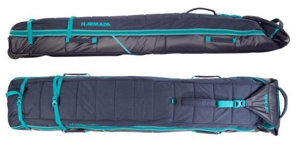 Schnell? Armada Hauler Double Ski Bag für 118,72€ (statt 226€)