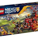 Lego Nexo Knights – Jestros Gefährt der Finsternis für 32,95€ (statt 40€)
