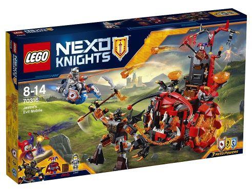 Lego Nexo Knights   Jestros Gefährt der Finsternis für 32,95€ (statt 40€)