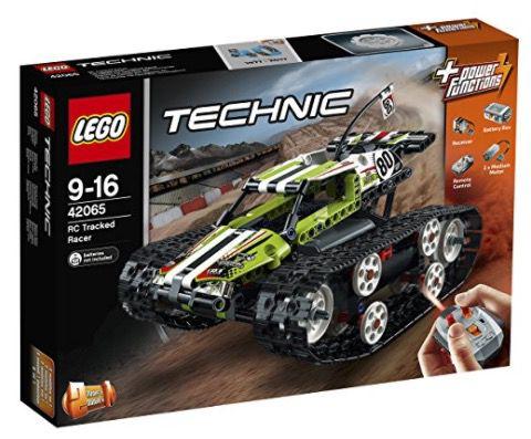 Lego Technic   RC Tracked Racer für 63,99€ (statt 73€)