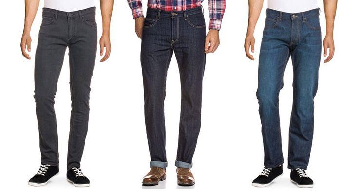 Lee Jeans Sale ab 19,99€ + VSK frei bei eBay   z.B. Lee Brooklyn Comfort für 20€ (statt 32€)