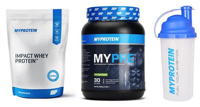 40% Rabatt bei Myprotein + VSK frei ab 49€   nicht auf reduzierte Artikel