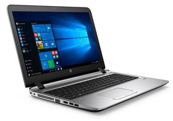 Bis zu 150€ Rabatt auf HP Notebooks bei cyberport   z.B. HP ProBook 450 G3 für 608,99€ (statt 679€)