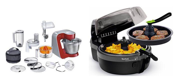Top Marken Sale mit bis zu  50% bei OTTO + VSK frei   z.B. Bosch Styline MUM56740 für 229€ (statt 337€)