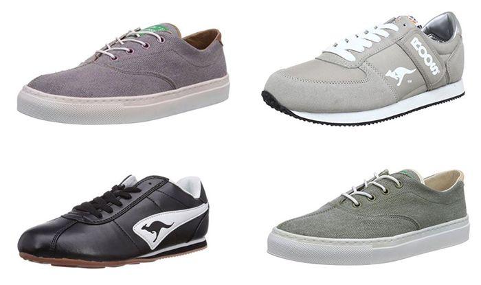 Günstige KangaROOS Schuhe bei Zengoes   z.B. Safari Unisex Sneaker für 30€ (statt 46€)