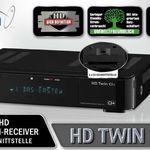 BOCA HD Twin CI+ Sat HDD-Recorder mit 1TB für 154,95€ (statt 190€)