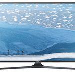Samsung UE65KU6079 – 65 Zoll UHD Fernseher mit Triple-Tuner für 999€ (statt 1.206€)