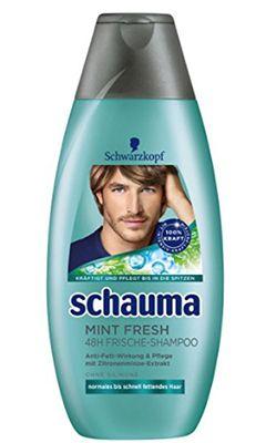 4er Pack Schauma Men Mint Fresh Shampoo je 400ml ab 3,96€   nur für Primer interessant