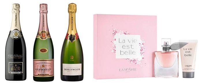 Valentinstag bei Galeria Kaufhof   z.B. 20% Rabatt auf Düfte oder Champagner