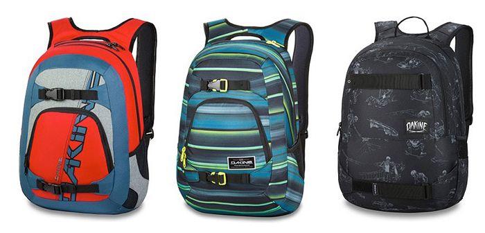 Dakine Sale bei vente privee   Rucksäcke und Reisetaschen schon ab 17€