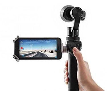 DJI Osmo Handheld Gimbal inkl. X3 Kamera für 492,99€ (statt 551€)