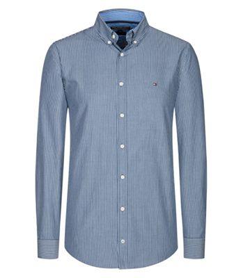 2er Pack Tommy Hilfiger Baumwollhemd in New York Fit für 75,95€ (statt 95€)