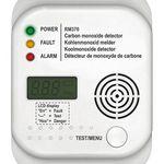 Smartwares RM370 Kohlenmonoxid-Melder ab 11€ (statt 17€)