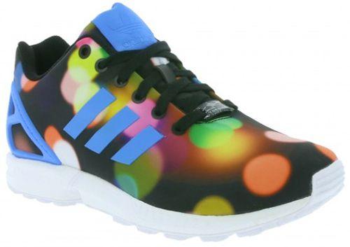 Wer traut sich? adidas Originals ZX Flux Sneaker mehrfarbig für 29,99€ (statt 60€)