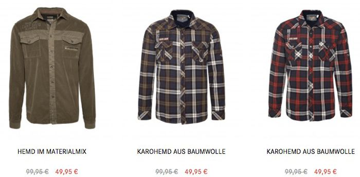 Bildschirmfoto 2017 02 10 um 12.13.05 Camp David Sale mit bis zu  70%   Hemden ab 30€   Blusen ab 20€