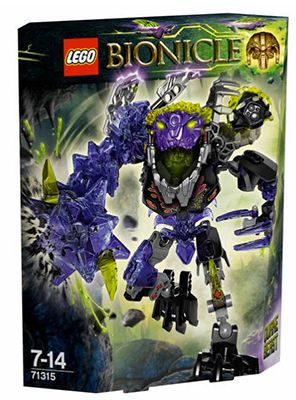 Lego Bionicle   Beben Ungeheuer (71315) für 12,94€ (statt 20€)